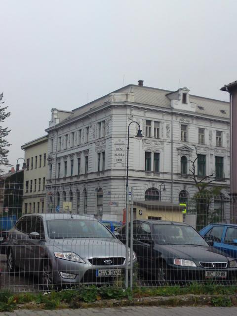 Ostrava, Poděbradova 23